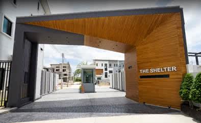 รีวิวโครงการ บ้านเดี่ยว และ โฮมออฟฟิศ THE SHELTER - Phetkasem / Aomyai