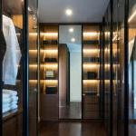 ตัวอย่างห้องแต่งตัว บ้านแบบ Bliss พุทธมณฑล | The Shelter