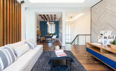 ห้องนั่งเล่น ภาพ บ้านแบบ Bliss  ภาพใหญ่ | The Shelter